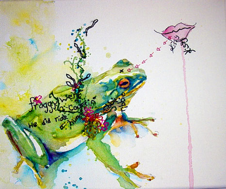 MimiLoveForever's Molly's Frog