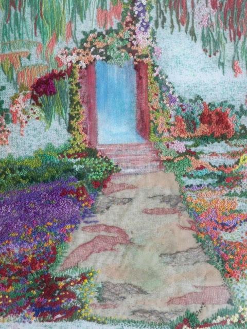 JudeIsAtHome Monet Garden