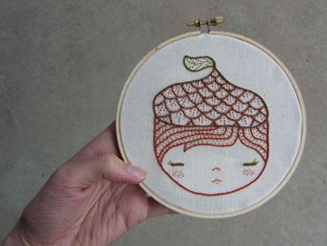 Acorn Cap by Cate Anevski