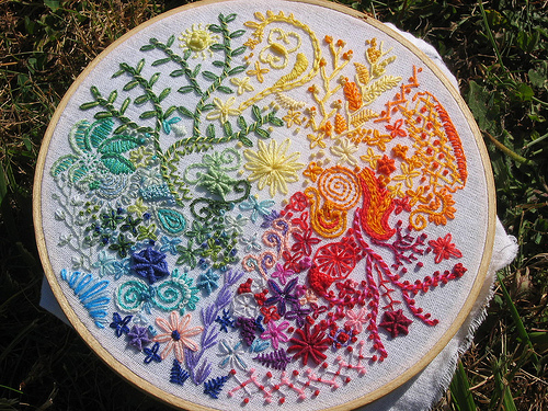 Note of friendship pinterest for the needleworker and a contest