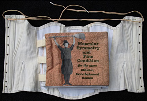 Tamar Stone's Health, Strength, Grace & Symmetry Corset Books