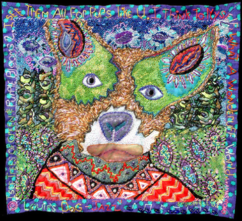 Susan Sorrell - Louie's Dog