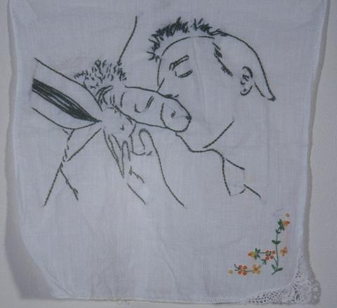 Jennifer Boe Embroidery - Hanky Panky