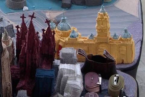 Portable City Melbourne by Yin Xiuzhen