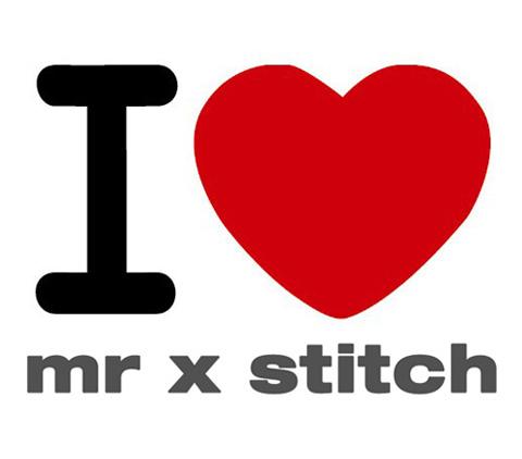 Mr X-Stitch
