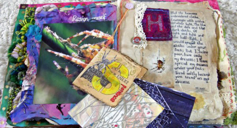 Samantha Fahey -Samples book