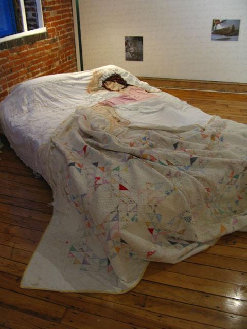 Joetta Maue - Waking - 3D Textile
