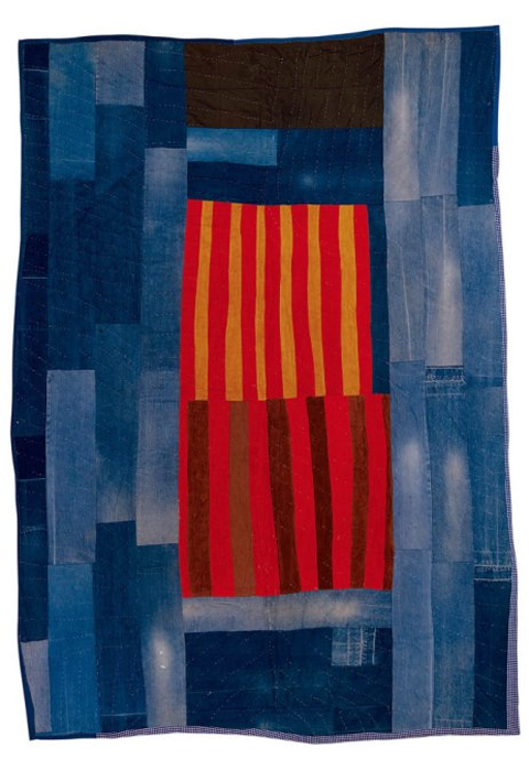 1976 Gees bend quilt