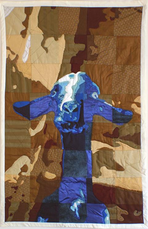 Luke Haynes - Goat Quilt