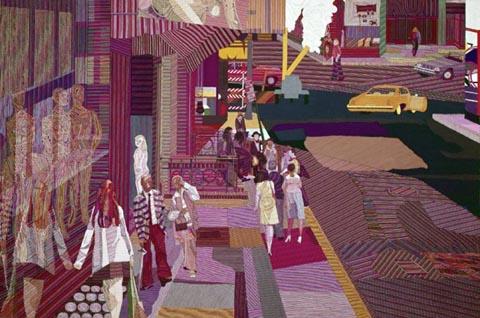 Robert Forman - Street 1976