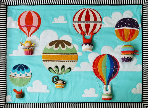 Mondopanno's Balloon Applique