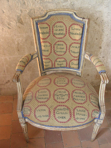 The Lochis Chair