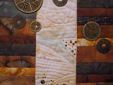 """Lois Jarvis - """"Coins #2"""""""