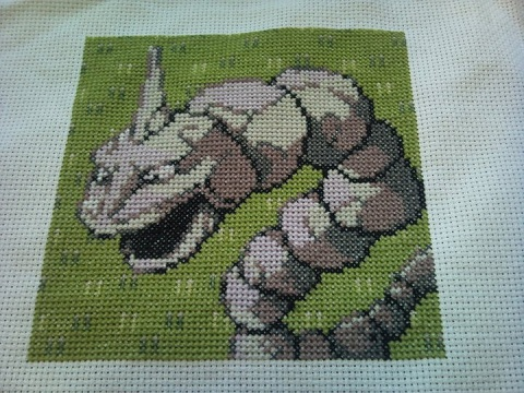 Holder of Anime - Pokemon Onix