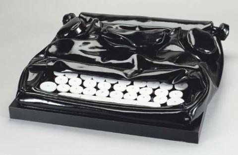 Claes Oldenburg - Soft Typewriter, 1963