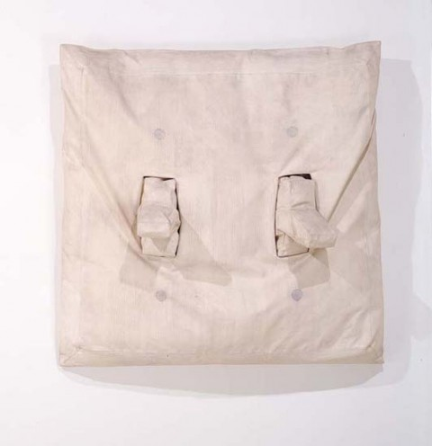 "Claes Oldenburg - Soft Light Switches - ""Ghost Version"" II 1964-71"