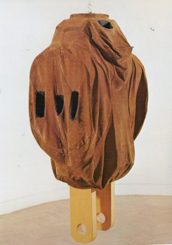 Claes Oldenburg - Three-Way Plug, Scale B, Soft. 1970