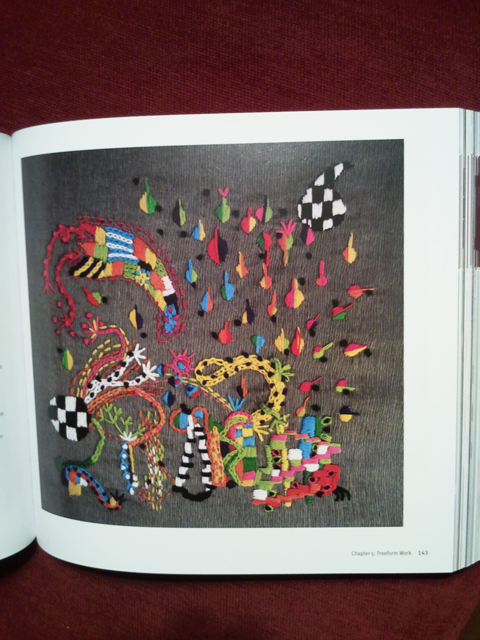 Hoopla - the Art of Unexpected Embroidery by Leanne Prain