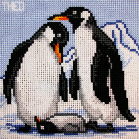 Theo Humphries - Penguins from the Polar collection