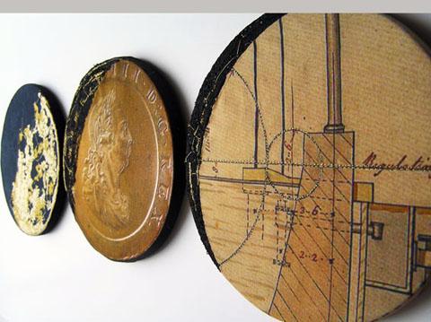 Karina Thompson - Matthew Boulton Moon Phases digital stitch