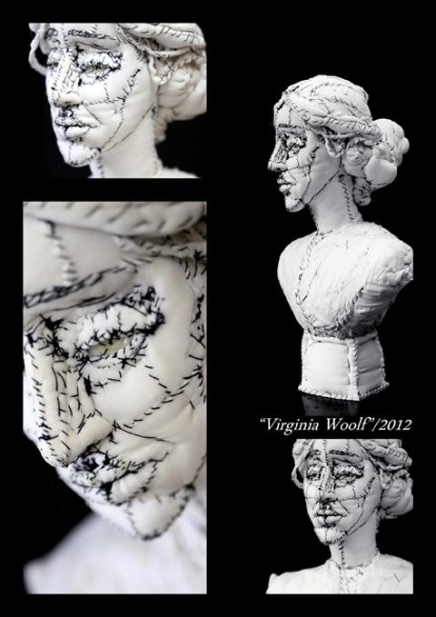 Anne Valerie Dupond - Virginia Woolf