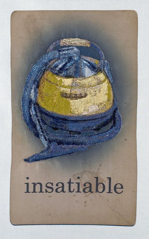 Jessica Larsen - Insatiable