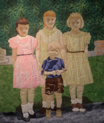 Lora Rocke - Quilted Portraits