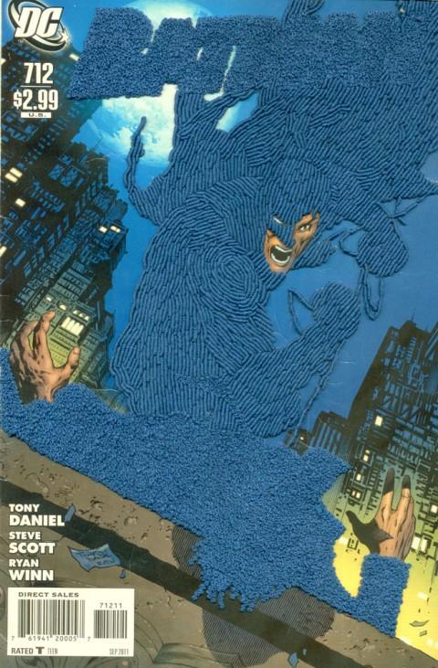 Mark Newport - Batman 712
