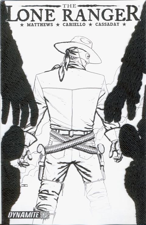 Mark Newport - Lone Ranger 2009