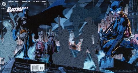 Mark Newport - Batman 619