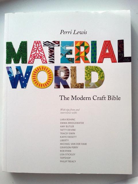 Perri Lewis' Material World