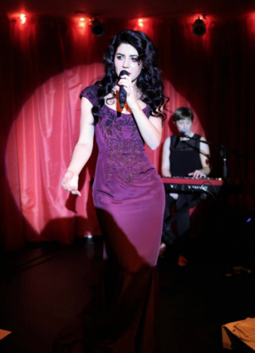 Marina and the diamonds baroque club
