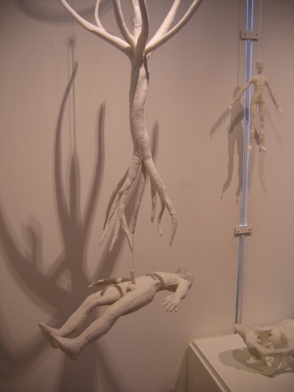 Karine Jollet - Amour - soft sculpture