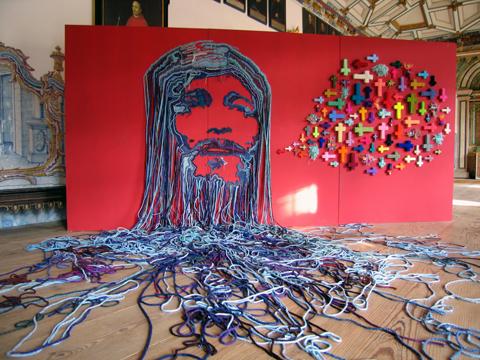 Megan Hansen-Knarhoi - Jesus Spells - Thanks to Creative New Zealand for their generous support