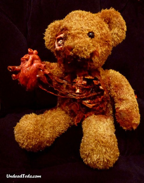 Undead Teds - gory plush toys!