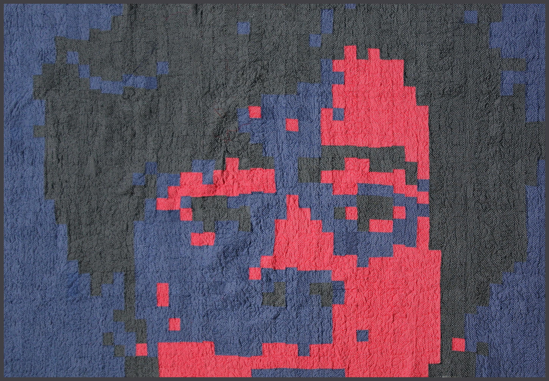 Luke Haynes - Self Portrait #1 (2004)