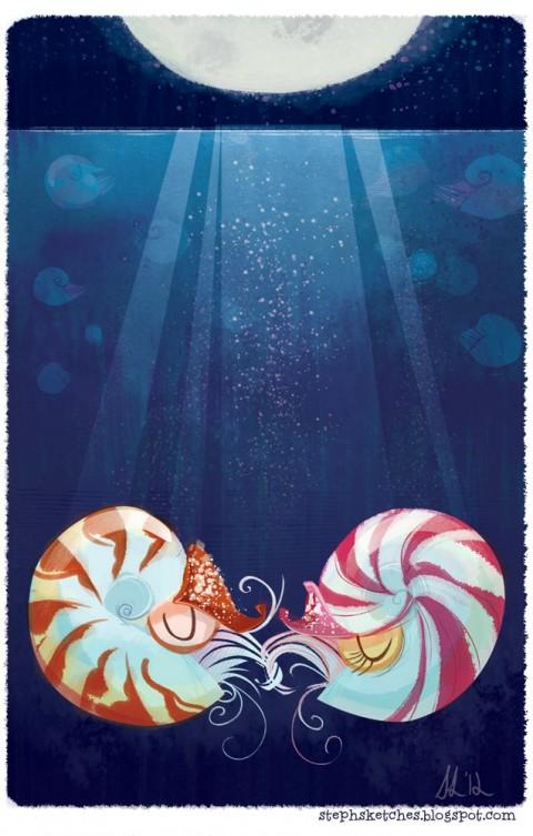 Steph Laberis Nautilus