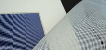 Silk gauze fabric