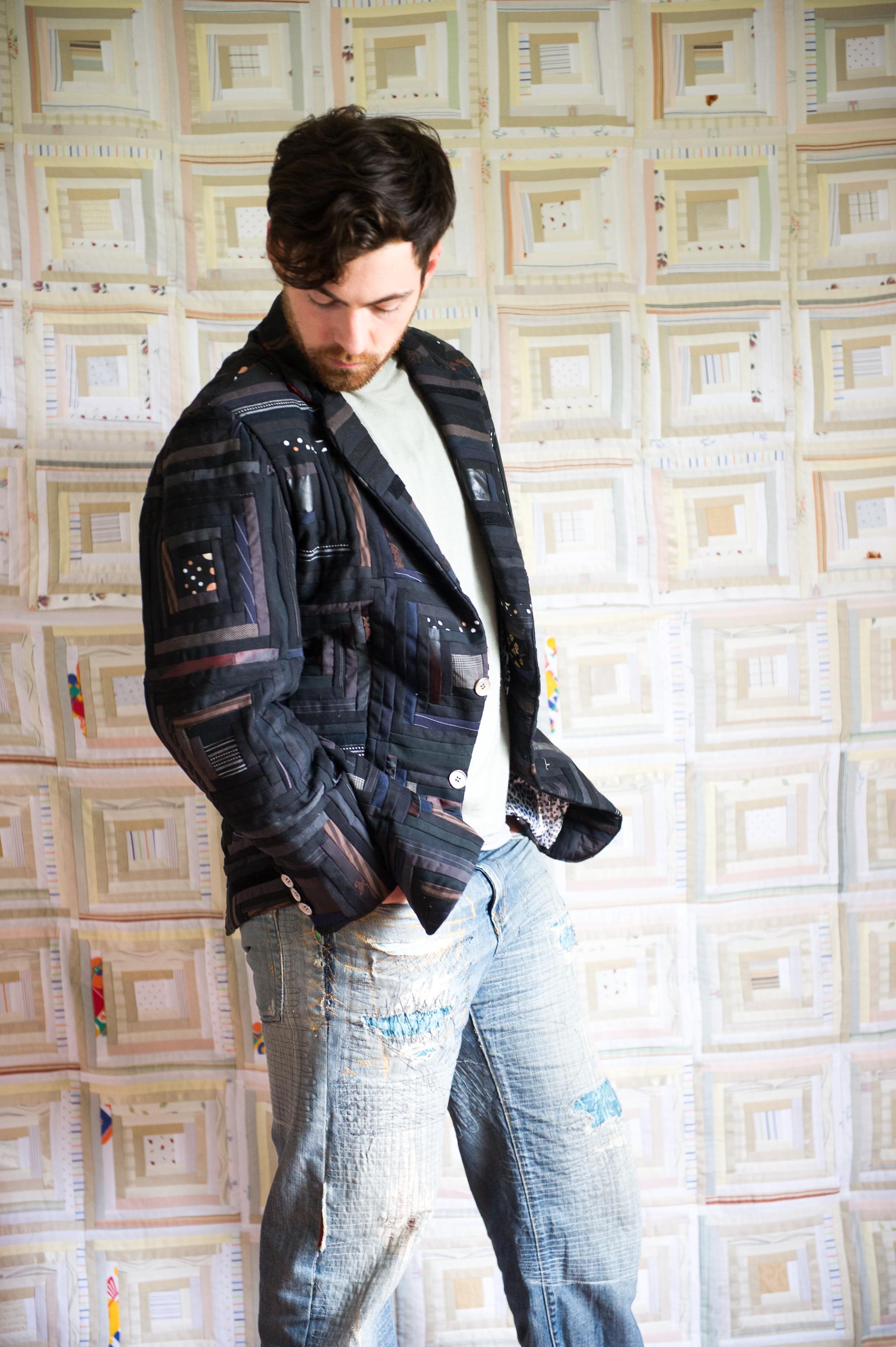 Luke Haynes - Quilted Jacket