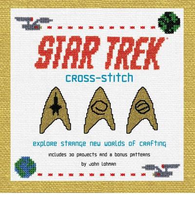 Star Trek Cross Stitch by John Lohman
