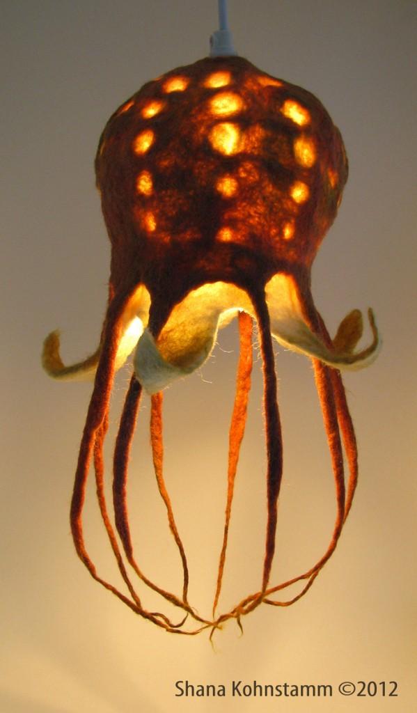 Shana Kohnstamm Octopus Lily