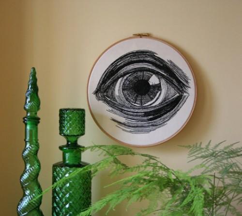 Eye 12, Sam Gibson