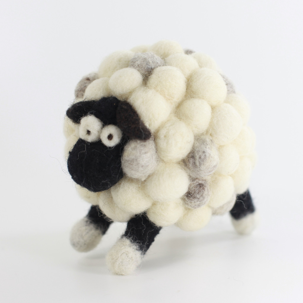 Woolbuddy needle felted Sheep