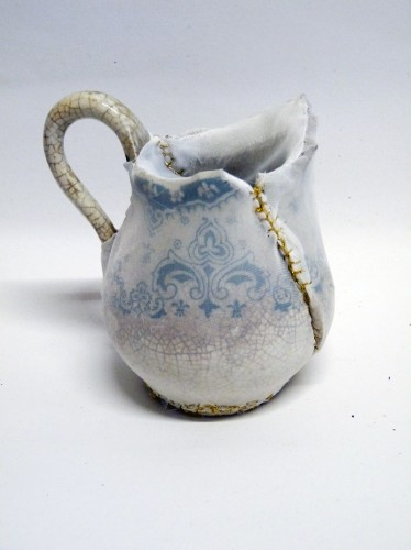 Harriet Lawton - Kintsugi Jug