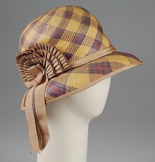 Hat (c) Metropolitan Museum