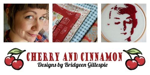 Bridgeen Gillespie - cherryandcinnamon