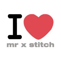 I Heart Mr X Stitch