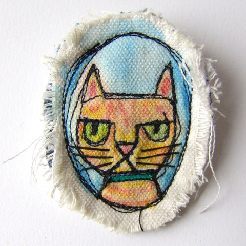 Textile Art by Grace Garton
