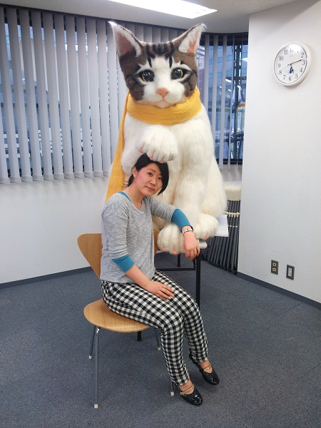Hoyuki Sato, Big Kitty