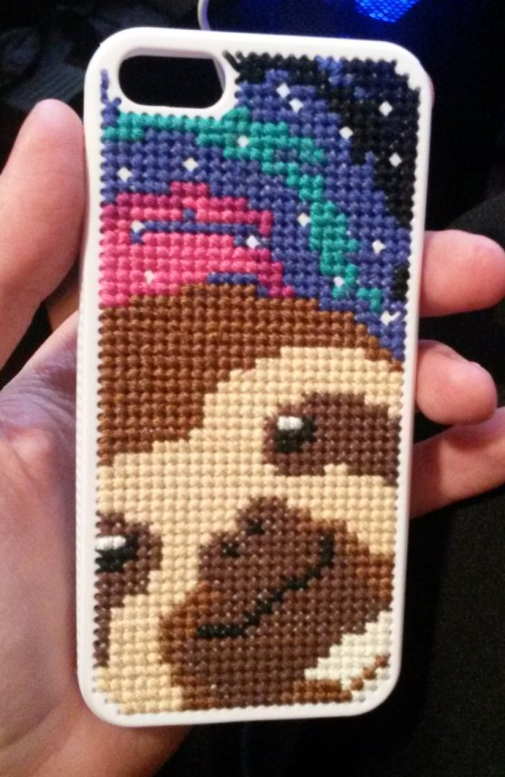 Lindsey Caul's Space Sloth